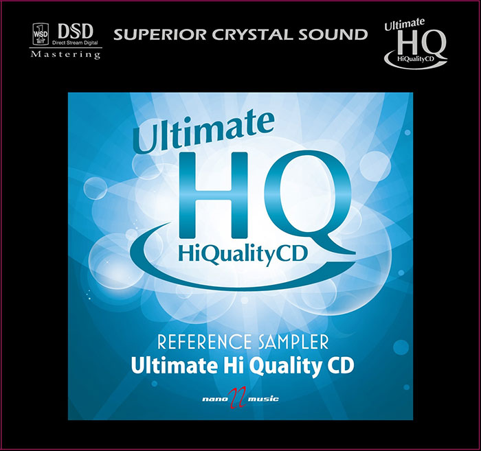 Ultimate HiQuality CD - REFERENCE SAMPLER