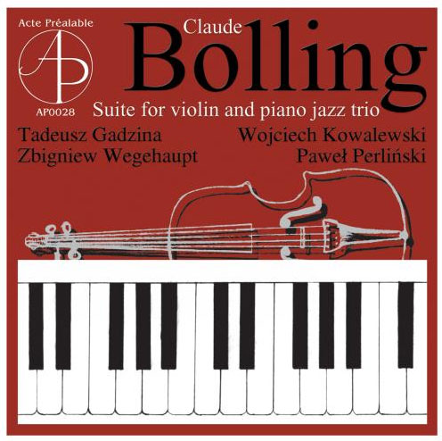 Suite for Violin and Piano Jazz Trio