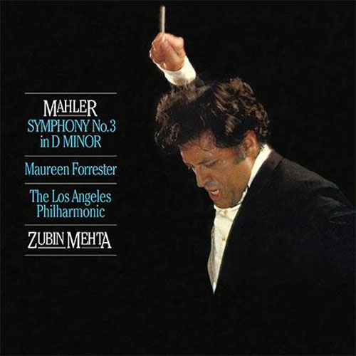 Mahler Symphony No. 3 In D Minor