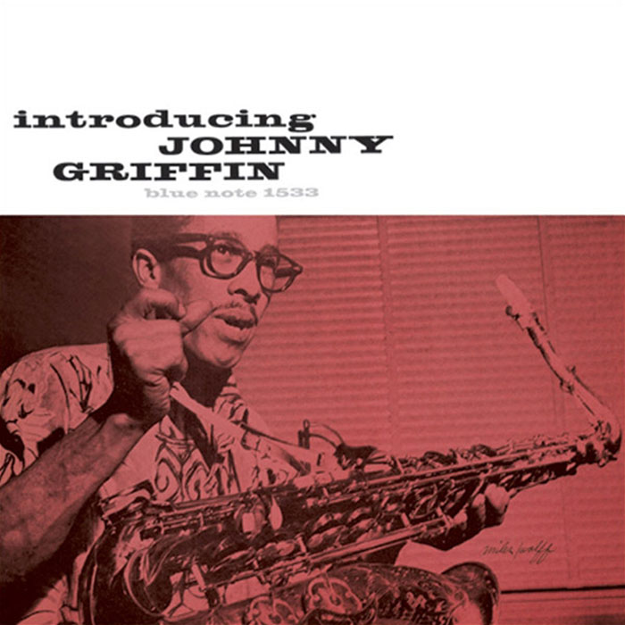 Introducing Johnny Griffin image