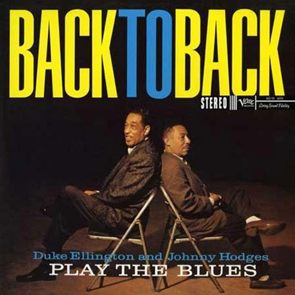 ... play the blues - Back to Back