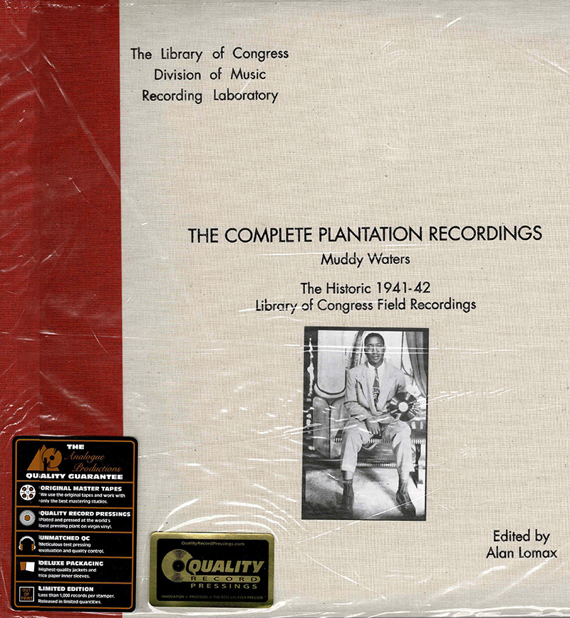 The Complete Plantation Recordings — Muddy Waters - 1941-42 image