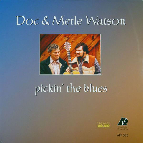 Pickin' The Blues image