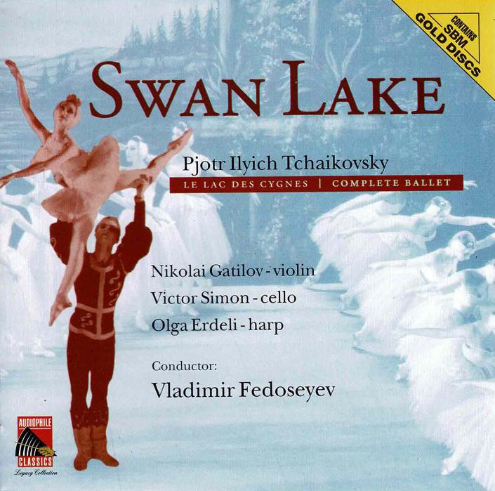 Swan Lake - Complette Ballet