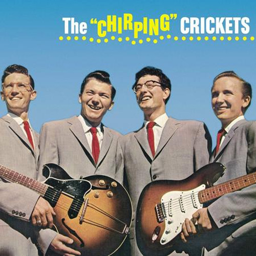 Buddy Holly & The Crickets The Chirping Crickets