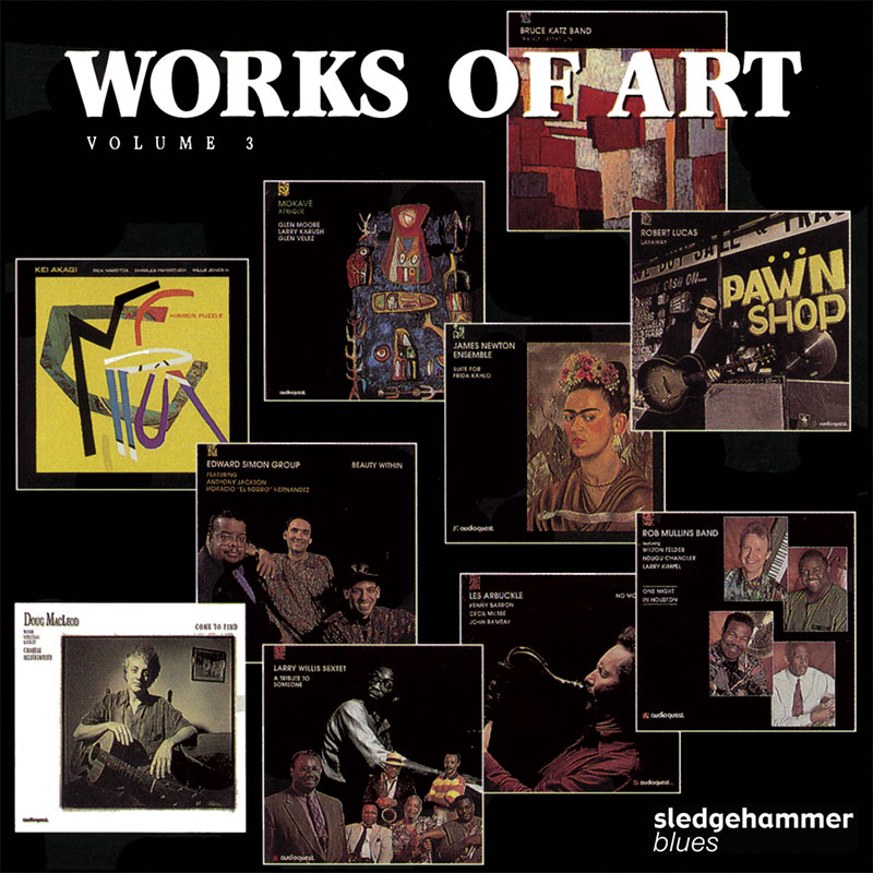 Works Of Arts Volume 3