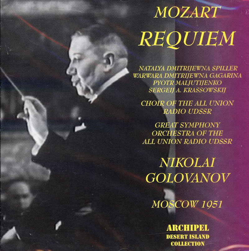 Requiem - Moscow 1951