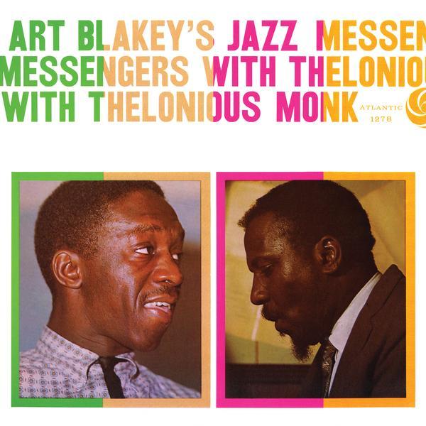 Art Blake's Jazz Messengers with Thelonius Monk image