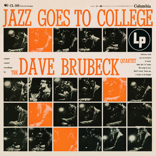 Jazz Goes To College image