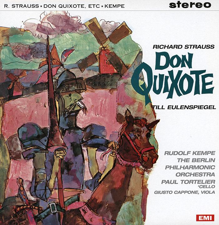 Don Quixote / Till Eulenspiegel image