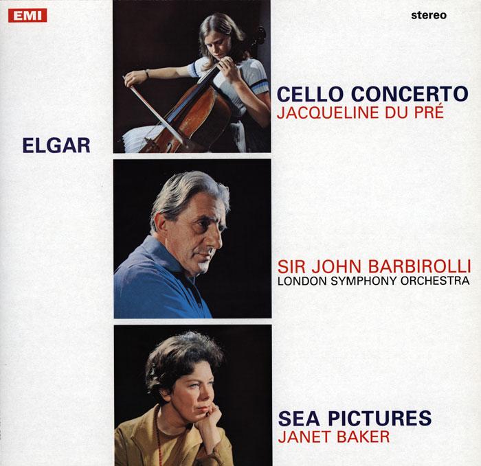 Cello Concerto / Sea Pictures image