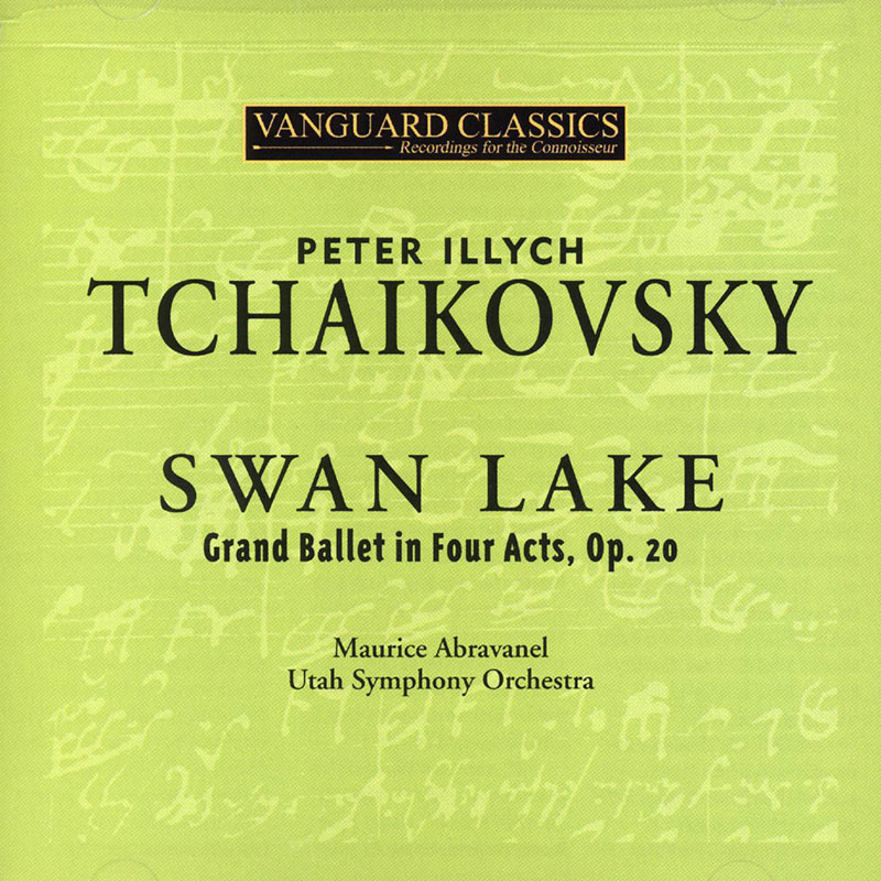 Swan Lake - Grand Ballet in Four Actts, op.20