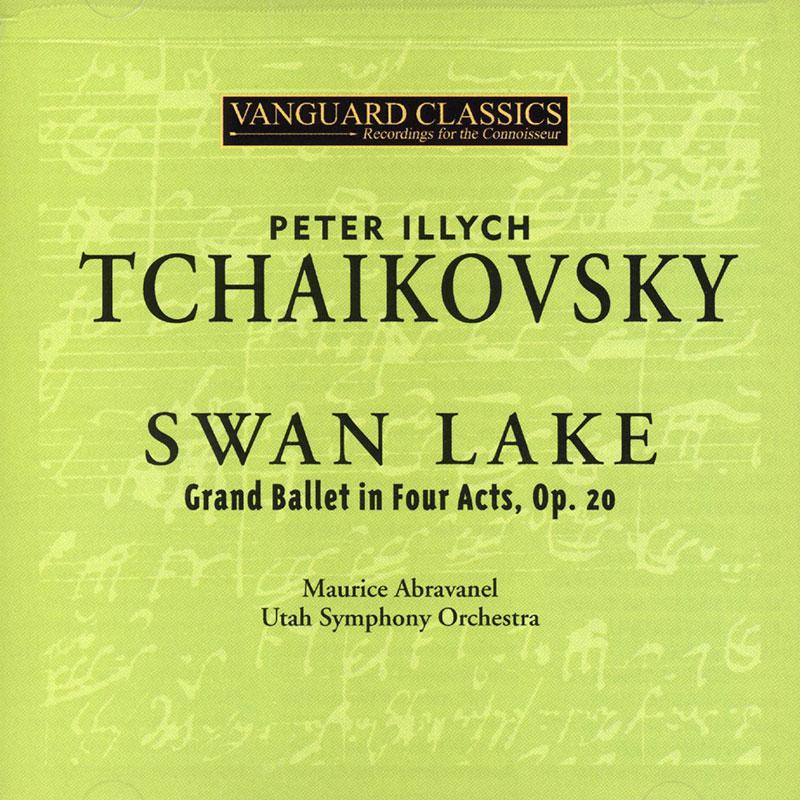 Swan Lake - Grand Ballet in Four Actts, op.20