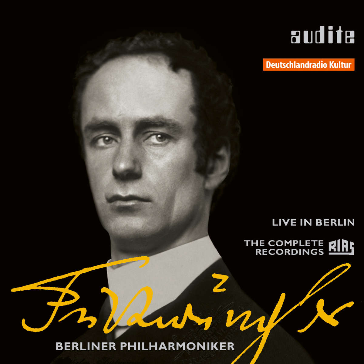 Live in Berlin - Complete Recordings RIAS Berlin - 12 CD + DVD image