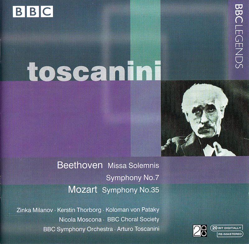 Missa Solemnis / Symphony No.7 / Symphony No.35