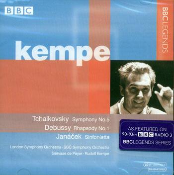 Symphony No. 5 // Rhapsody No. 1 for Clarinet and Orchestra // Sinfonietta