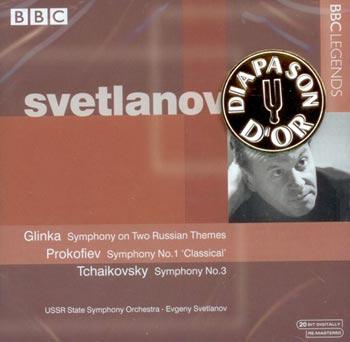 Symphony on Two Russian Themes // Symphony No.1 // Symphony No.1