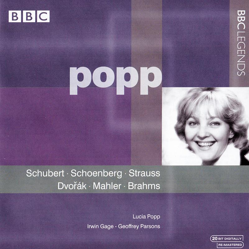 Am mein Herz // Vier Lieder Op.2 // Drei Lieder der Ophelia Op.67/1 // V narodnim tonu, Op.73