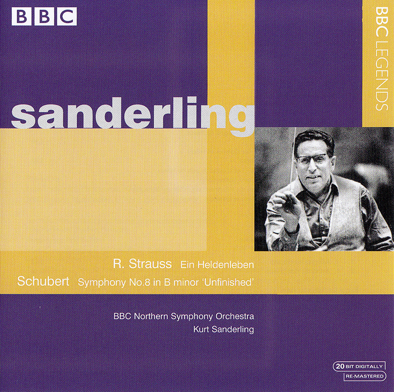 Ein Heldenleben / Symphony no.8 in B minor, D759 Unfinished