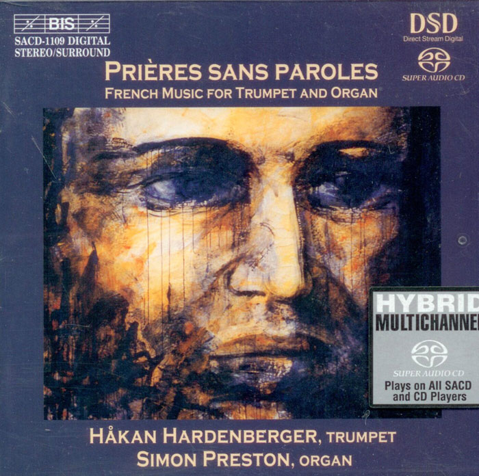 Prieres Sans Paroles: French Music for Trumpet
