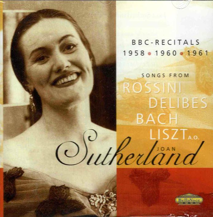BBC Recitals 1958, 1960, 1961 image