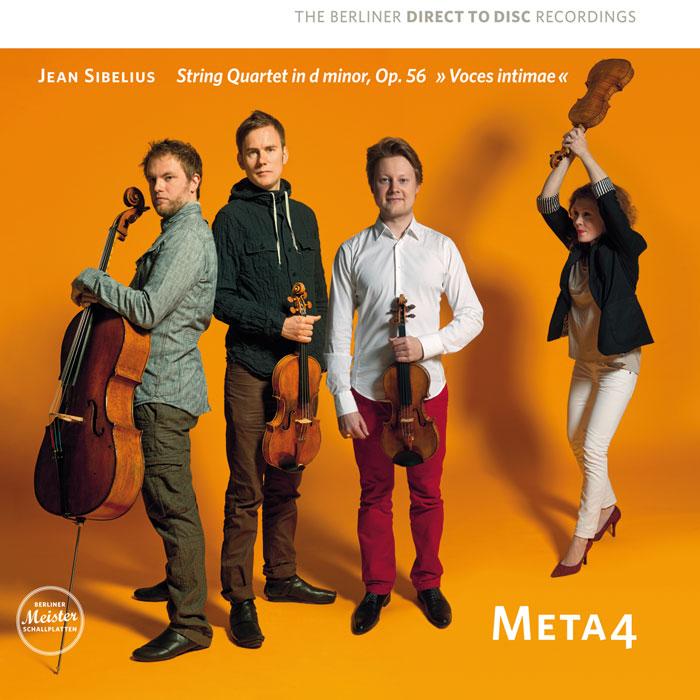 String Quartet in d minor, Op. 56 'Voices intimae'