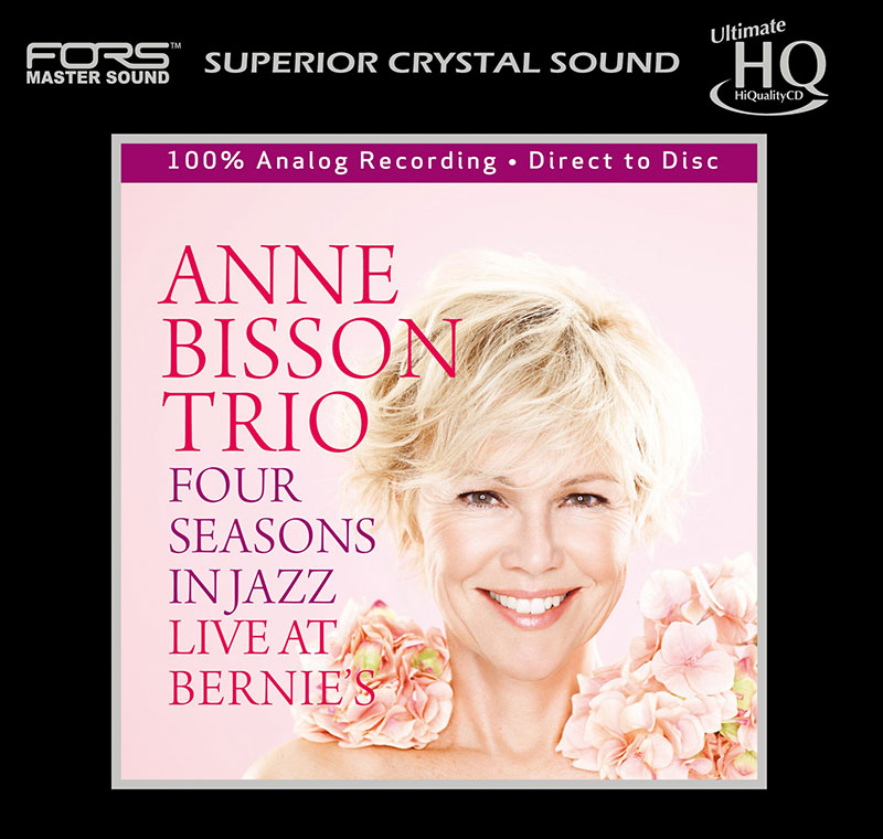 Four Seasons in Jazz - Live at Bernie's image