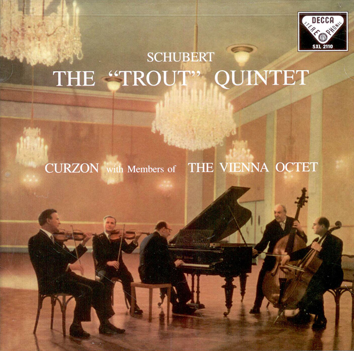 Piano Quintet In A Major, 'The Trout'