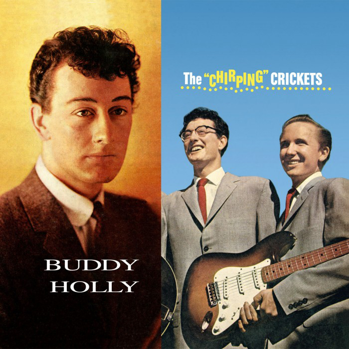 Buddy Holly & The Chirping Crickets image