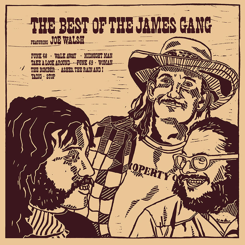 The Best Of The James Gang