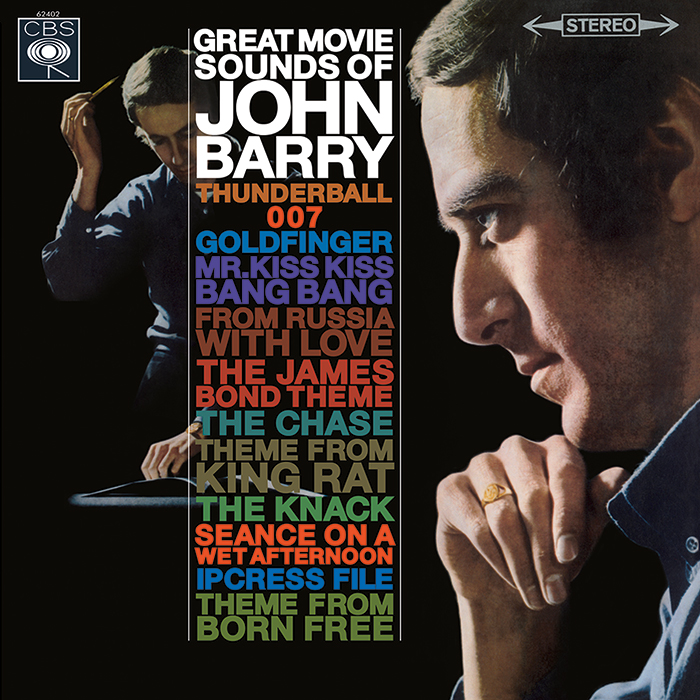 Great Movie Sounds of John Barry image