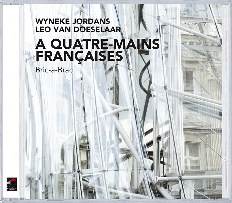 A Quatre-Mains Francaises and Bric-a-Brac