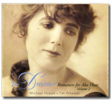 The Dreamer (Romances for Alto Flute) Volume 2