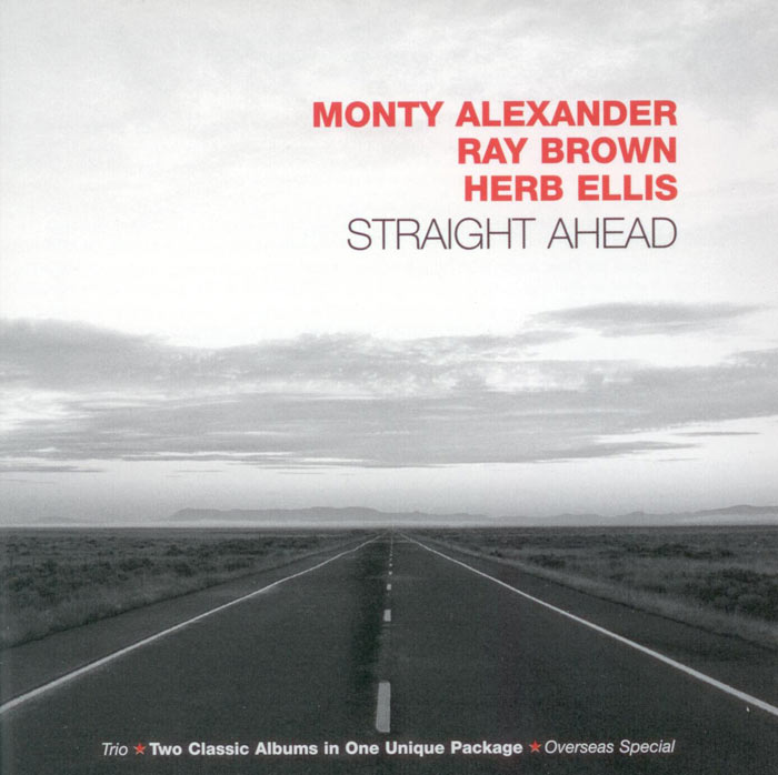 Straight Ahead - 2CD