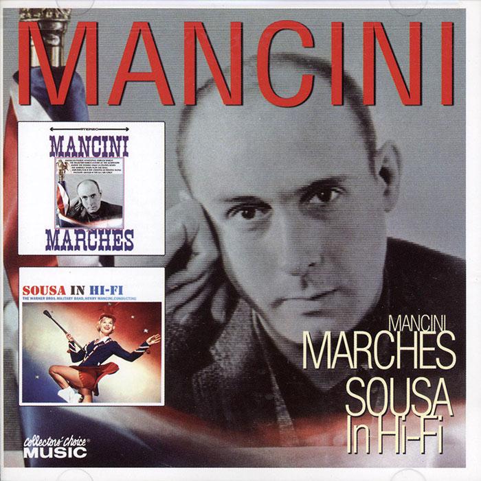 Mancini Marches - Sousa in Hi-Fi