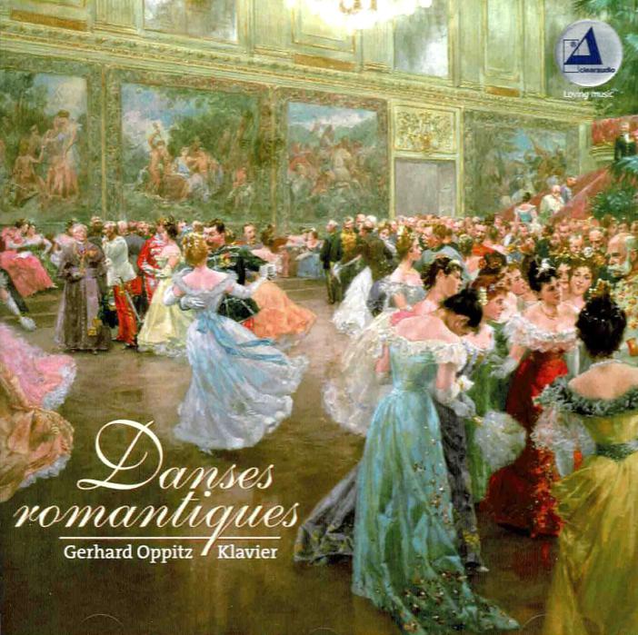 Dances romantiques - A fantastic Notturno image