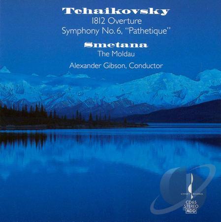 Symphony Nº 6 Op. 74 (Pathetique) / 1812 Overture / The Moldau