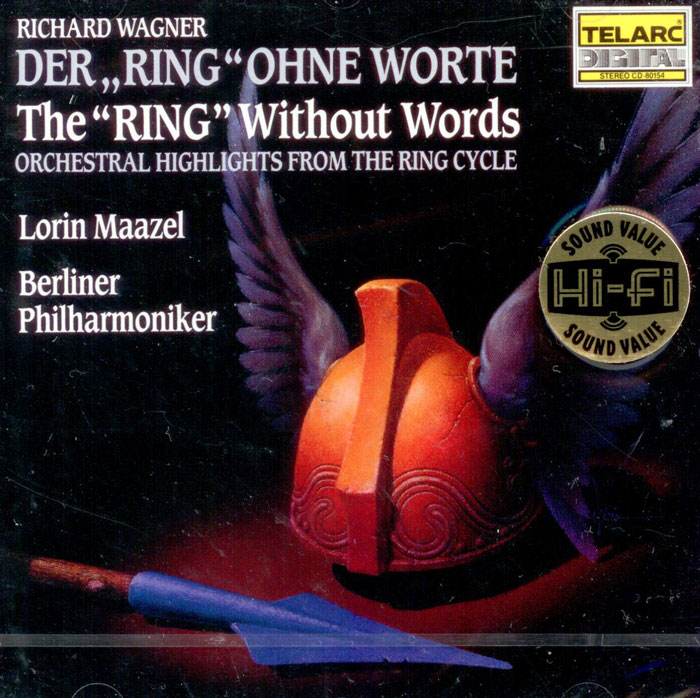 Der 'RING' ohne Worte / The 'RING' Without Words