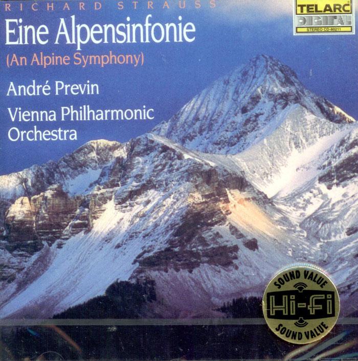 Eine Alpensinfonie / An Alpine Symphony