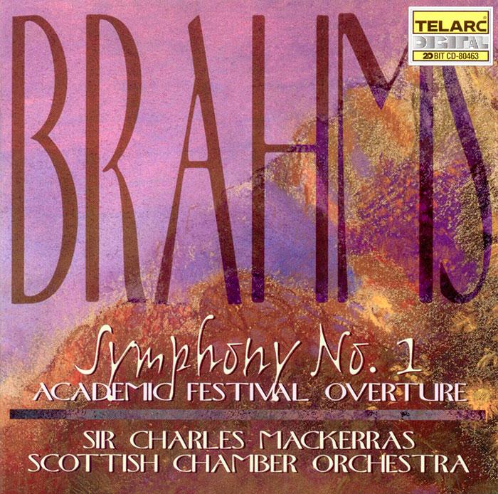 Symphony No. 1 / Academic Festival Overture