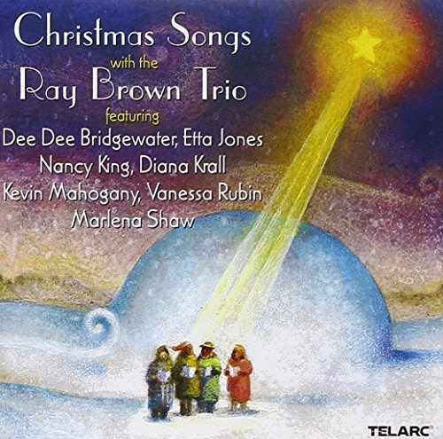 Christmas Songs With The Ray Brown Trio image