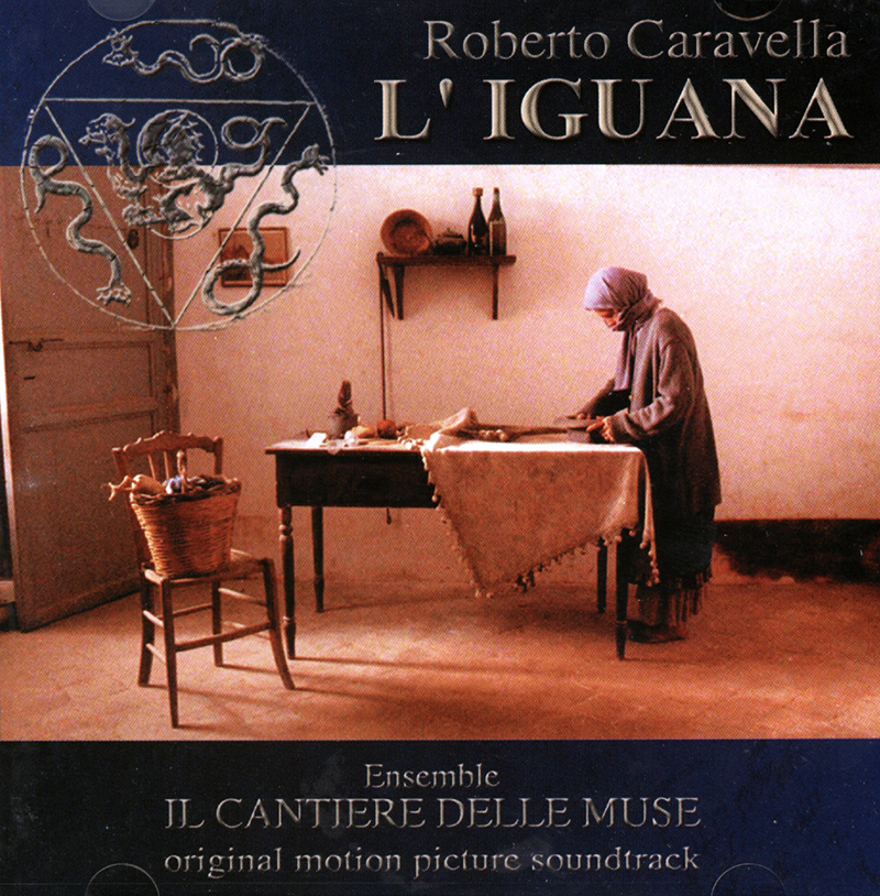L' Iguana [Original Motion Picture Soundtrack image