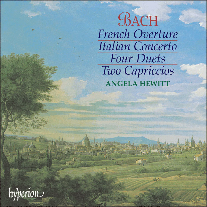Italian Concerto and French Overture