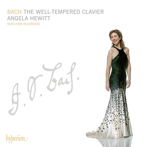The Well-tempered Clavier – 2008 recording