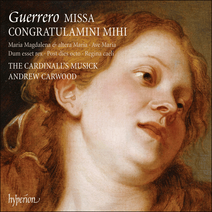 Missa Congratulamini mihi and other works
