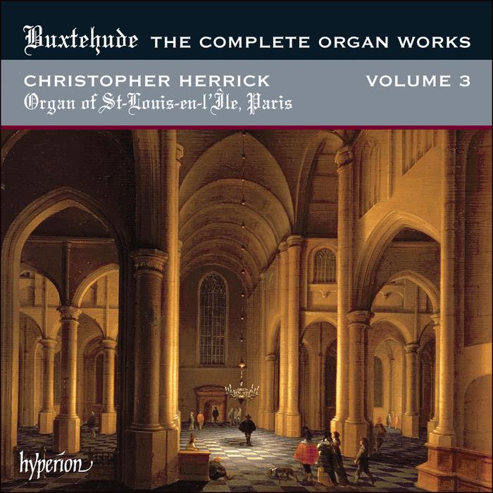 The Complete Organ Works, Vol. 3 - St-Louis-en-l'Île, Paris