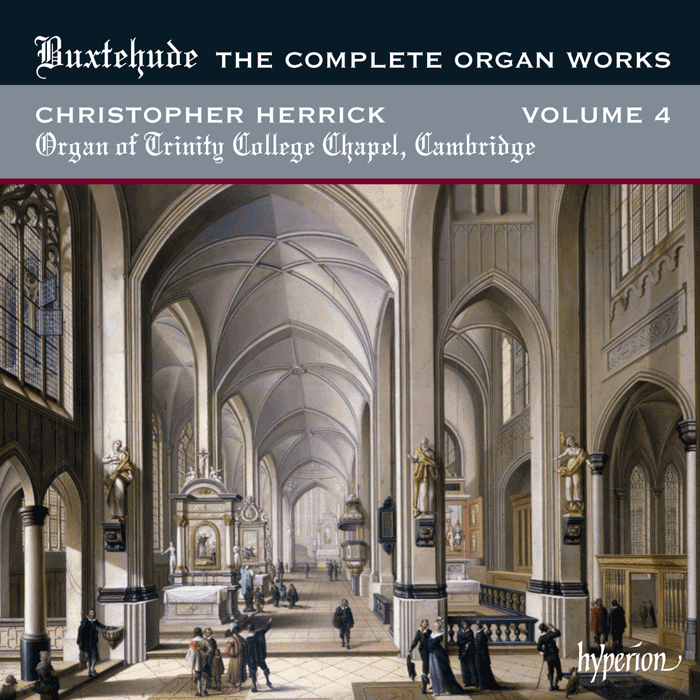 The Complete Organ Works, Vol. 4