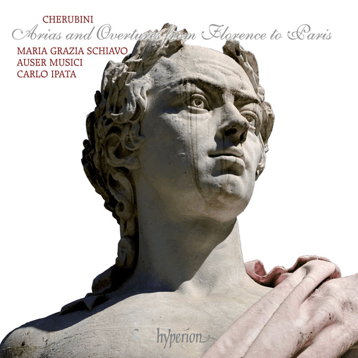 Arias and Overtures from Florence to Paris