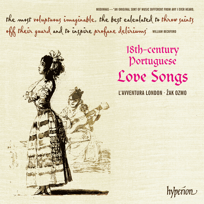 18th-century Portuguese Love Songs