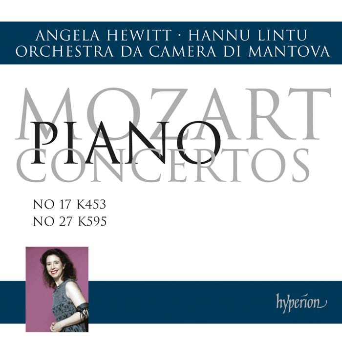 Piano Concertos Nos 17 and 27 image